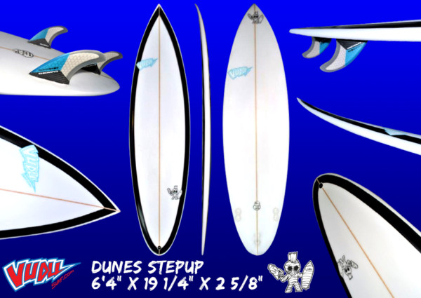 Dunes Step Up