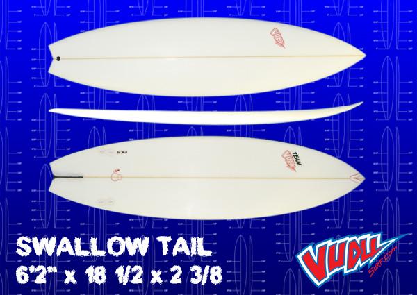 Vudu Pro 1 Swallow Tail
