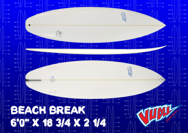 VuduSurf-Beach-Break-Surfboard