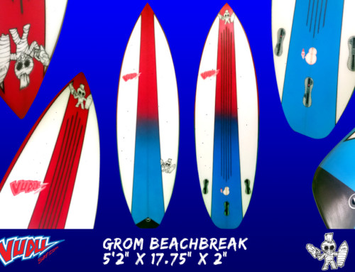 Grommy Pro 1 Beach Break