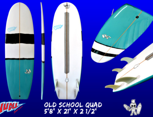 Retro Surfboards – Vudu Old School Simmons