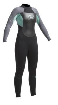 gul response ladies wetsuit