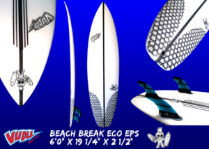 Beach Break EPS