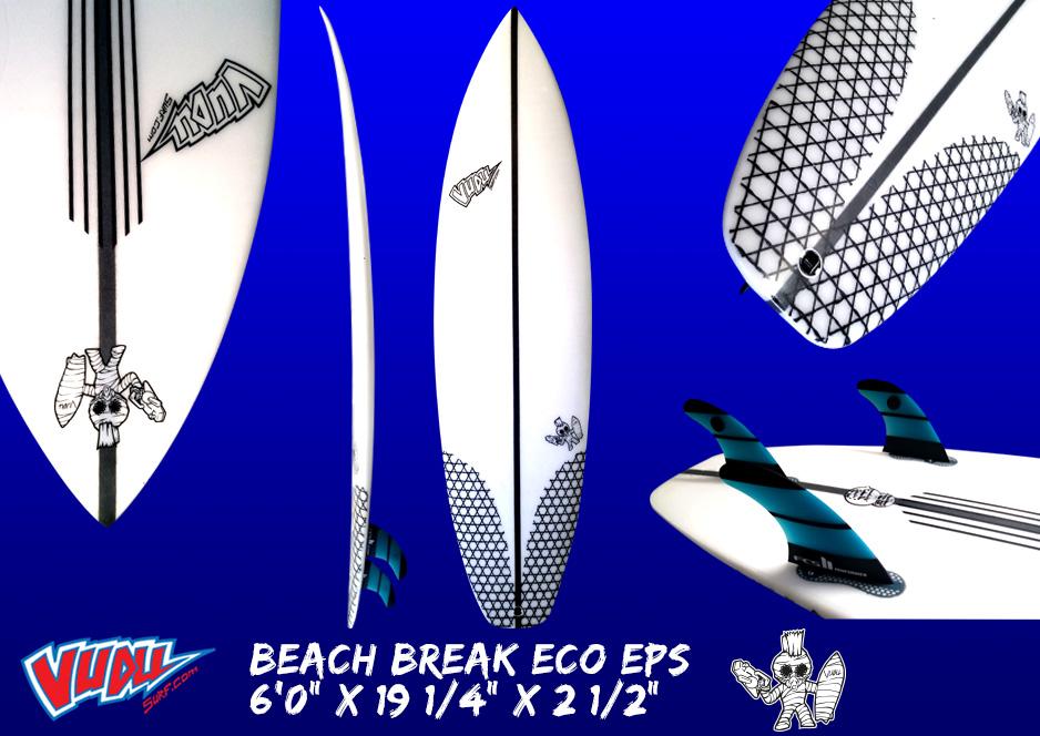 Beach Break EPS