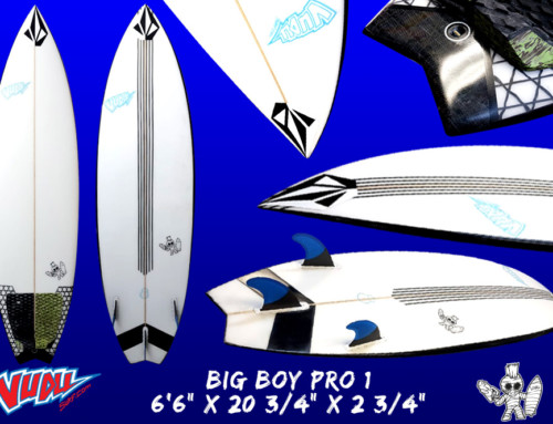 Vudu Big Boy Pro-1 Swallow Tail