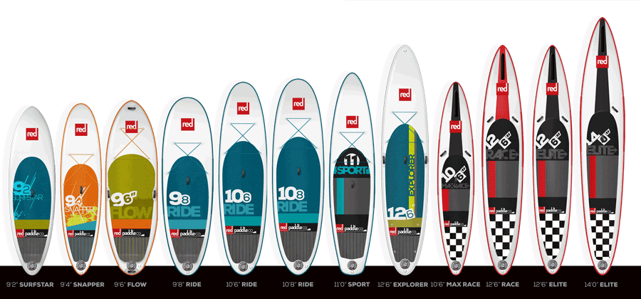 2015-Red-Paddle-Board-Range