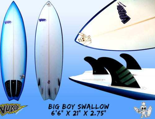 Vudu Big Boy Swallow