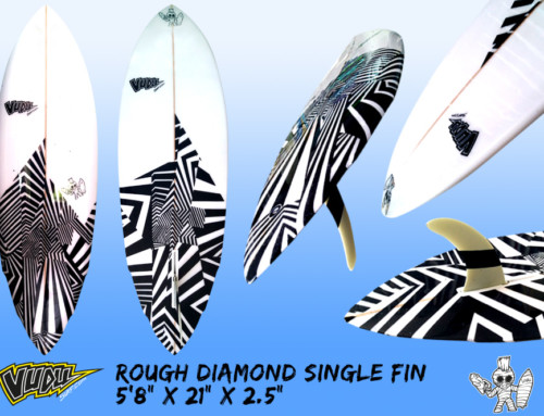 ROUGH DIAMOND SINGLE FIN